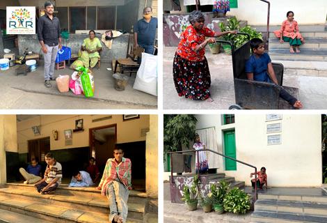 Groceries Donation - RAR Charitable Trust